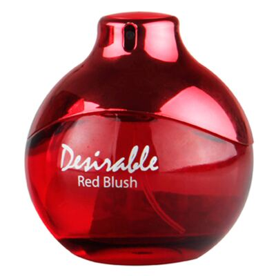Desirable Red Blush Omerta - Perfume Feminino - Eau de Parfum - 100ml