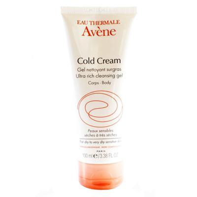 Imagem 1 do produto Cold Cream Gel de Limpeza Avène - Limpador Facial - 100ml