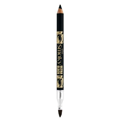 Imagem 1 do produto Effet Smoky Crayon Bourjois - Lápis para Olhos - 76 - Ultra Black