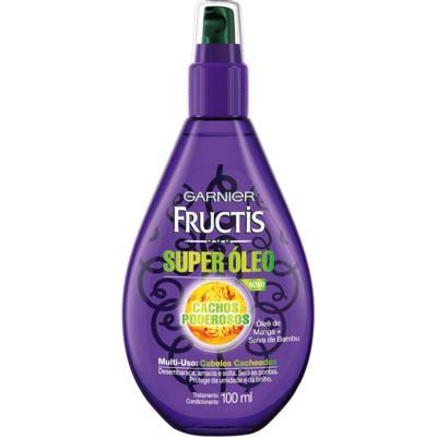 Super Óleo Fructis Cachos Poderosos 100ml