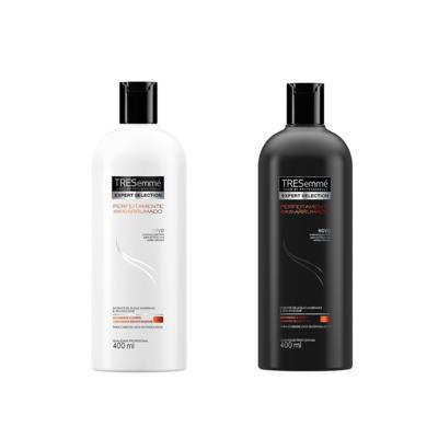 Condicionador Tresemmé Perfeitamente (Des)arrumado 400ml + Shampoo Perfeitamente (Des)arrumado 400ml