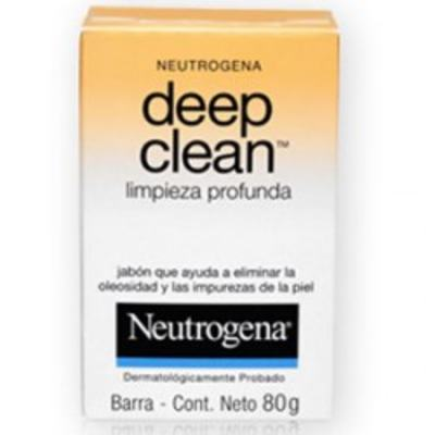 Sabonete Neutrogena Deep Clean 80g