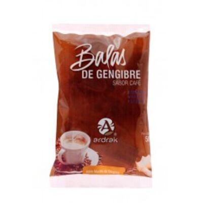 Imagem 1 do produto Bala Adrak Gengibre com Café