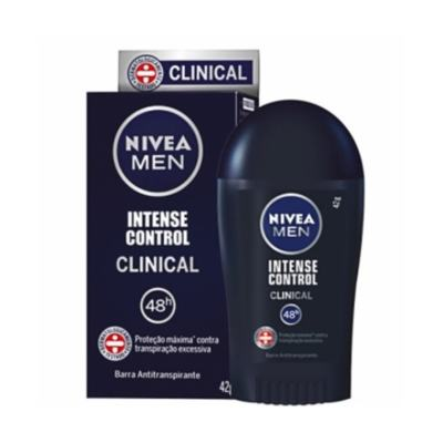 Desodorante Rollon Nivea Clinical Masculino 42g