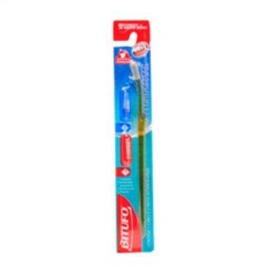 Imagem 1 do produto Escova Dental Bitufo Interdental HB Cônica com 2 refis