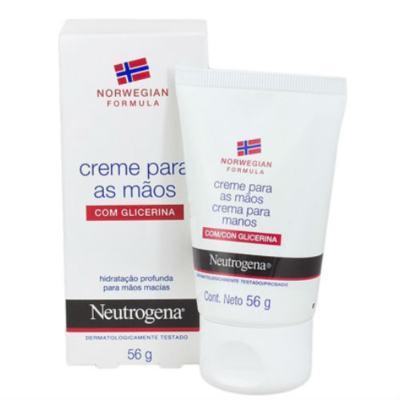 Creme de Tratamento Mãos Neutrogena Norwegian 56,7g