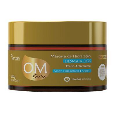 Imagem 1 do produto Yenzah Desmaia Fios OM Ouro - Máscara Hidratante - 300g