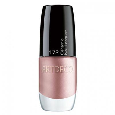 Imagem 1 do produto Ceramic Nail Lacquer Artdeco - Esmalte - 172 - Light Pearly Rose