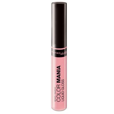 Imagem 1 do produto Color Mania Liquid Gloss Maybelline - Gloss - 210 - Pink Dream