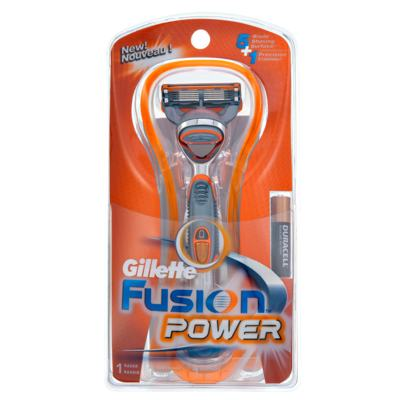 Imagem 1 do produto Gillette Fusion Power - Aparelho de Barbear - Aparelho de Barbear