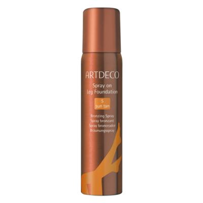 Spray on Leg Foundation Artdeco - Spray Bronzeador para Pernas - 05 - Sun Tun