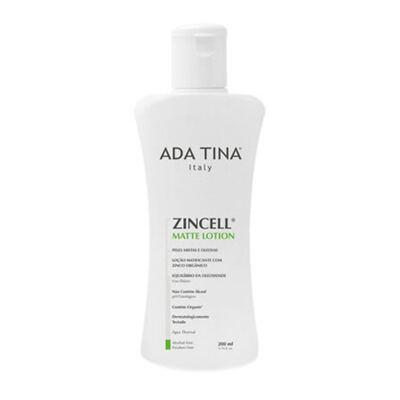 Imagem 1 do produto Zincell Matte Lotion Ada Tina - Tônico Facial - 200ml