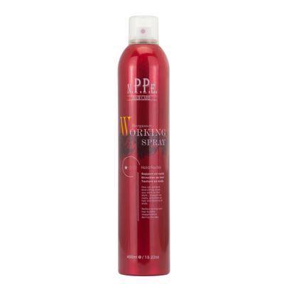 Imagem 1 do produto Nppe Bergamot Working - Spray Fixador - 450ml