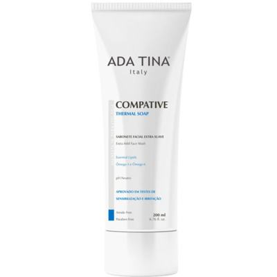 Imagem 1 do produto Compative Thermal Soap Ada Tina - Limpador Facial - 200ml
