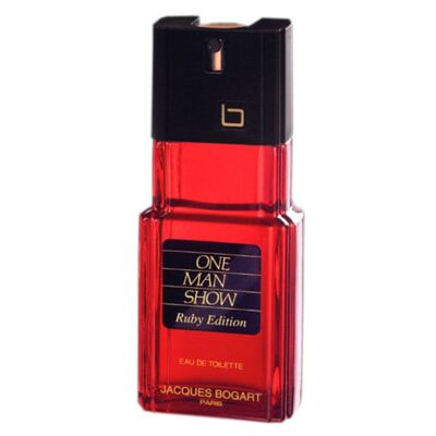 Imagem 1 do produto One Man Show Ruby Edition Jacques Bogart - Perfume Masculino - Eau de Toilette - 100ml