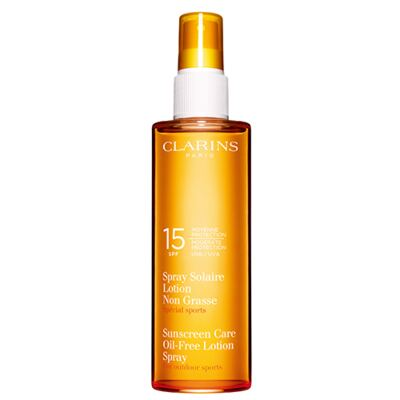 Imagem 1 do produto Protetor Solar Clarins Sunscreen Care Oil-Free Lotion Spray - 150ml