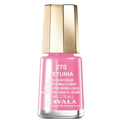 Imagem 1 do produto Mini Color Mavala Garden Party Color's - Esmalte - 275 - Petunia