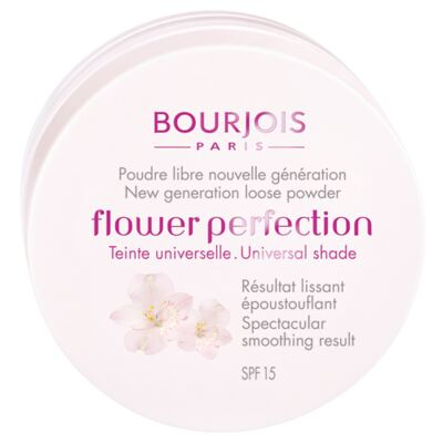 Powder Flower Perfection Bourjois - Pó Facial Solto - Translúcido - 5g