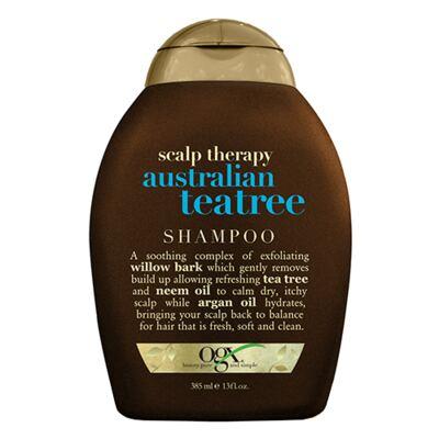 Imagem 1 do produto Organix Australian Tea Tree Shampoo Organix - Shampoo Hidratante - 385ml