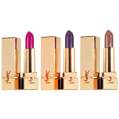 Imagem 1 do produto Rouge Pur Couture Golden Yves Saint Laurent - Batom - 112