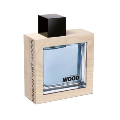 He Wood Ocean Wet Dsquared - Perfume Masculino - Eau de Toilette - 50ml