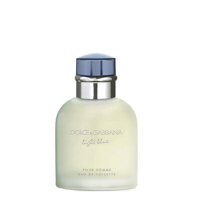 Imagem 1 do produto Light Blue Pour Homme Dolce & Gabbana - Perfume Masculino - Eau de Toilette - 40ml