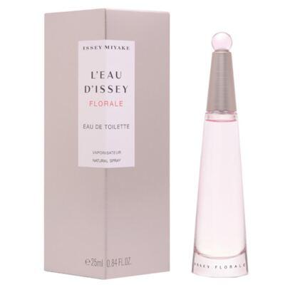 Imagem 1 do produto L'eau D'issey Florale Issey Miyake - Perfume Feminino - Eau de Toilette - 25ml