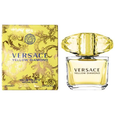 Imagem 1 do produto Versace Yellow Diamond Versace - Perfume Feminino - Eau de Toilette - 90ml