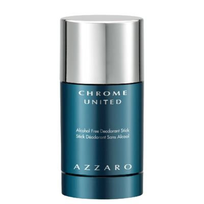Chrome United Azzaro - Desodorante - 150ml