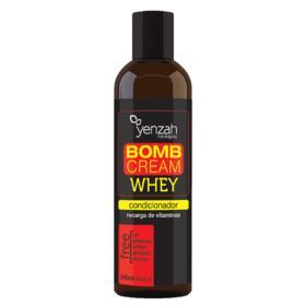Yenzah Whey Bomb Cream - Condicionador - 240ml