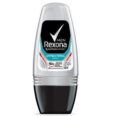 Desodorante Rollon Rexona Antibacteriano Fresh 50ml