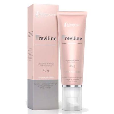 Sérum Anti-idade Mantecorp Skincare Reviline 45g