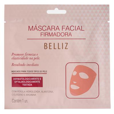 Imagem 1 do produto Máscara Firmadora Belliz - Máscara Facial - Máscara Facial