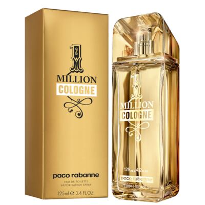 Imagem 2 do produto 1 Million Cologne Paco Rabanne - Perfume Masculino - Eau de Toilette - 125ml