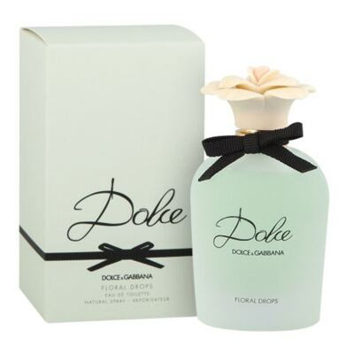 Imagem 2 do produto Dolce Floral Drops Dolce & Gabbana - Perfume Feminino - Eau de Toilette - 75ml