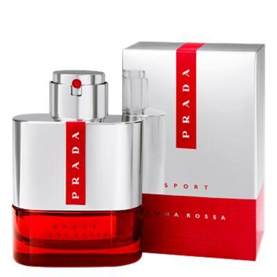 Luna Rossa Sport Prada - Perfume Masculino - Eau de Toilette - 50ml