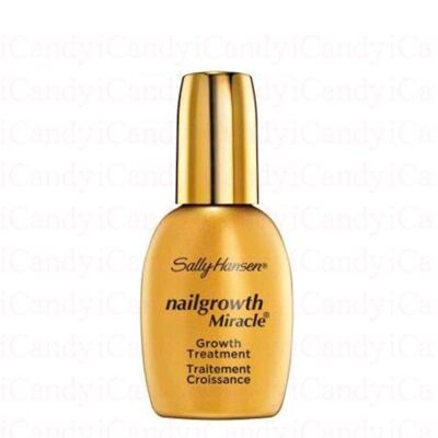 Nailgrowth Miracle Sally Hansen - Fortalecedor de Unhas - 13.3ml