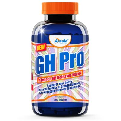 Gh Pro 200 Tabletes - Arnold Nutrition