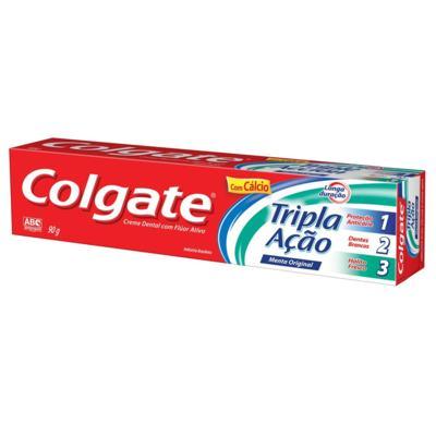 Imagem 8 do produto Creme Dental Colgate 90g Tripla Ação