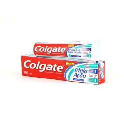 Imagem 9 do produto Creme Dental Colgate 90g Tripla Ação