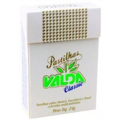 Imagem 1 do produto Valda Classic Menta e Eucalipto 24g