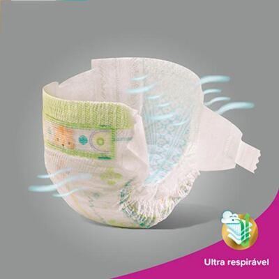 Imagem 42 do produto Kit 3 Fraldas Pampers Premium Care Mega M 144 Unidades