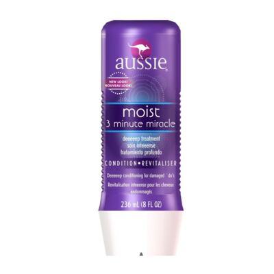 Imagem 40 do produto Aussie Moist Shampoo 400ml + Aussie Moist Tratamento Capilar 3 Minutos Milagrosos 236ml