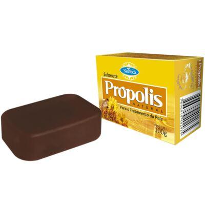 Imagem 26 do produto Nevasca Sabonete Natural Própolis 100g 3 Unidades