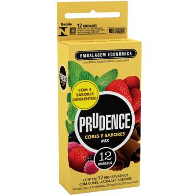 Preservativo Prudence Mix 12 Unidades