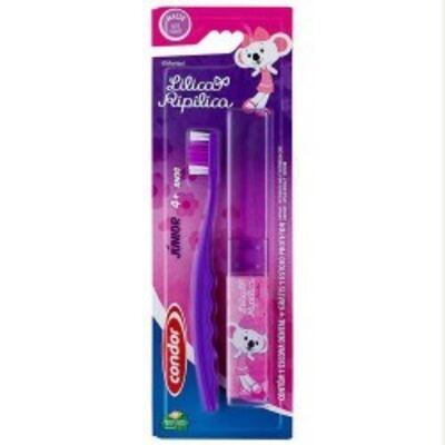 Imagem 2 do produto Escova dental Condor Lilica Ripilica