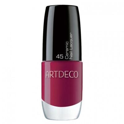 Imagem 7 do produto Ceramic Nail Lacquer Artdeco - Esmalte - 45 - Sinuous Claret