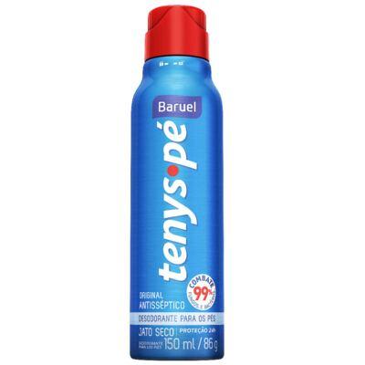 Imagem 1 do produto Desodorante para Pés Tenys Pé Jato Seco Original
