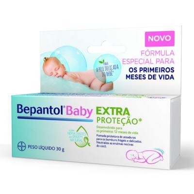 Creme Antiassadura Bepantol Baby Extra Proteção 30g