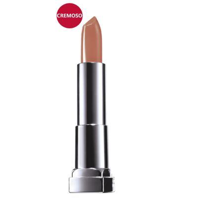 Imagem 1 do produto Batom Color Sensational Maybelline Nude 200 Preguiça Boa